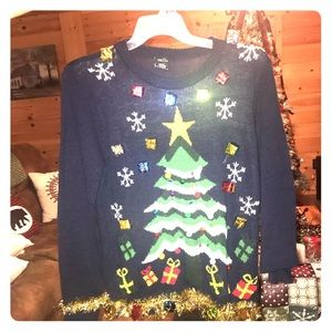 Sweaters - Ugly Christmas sweater women's large